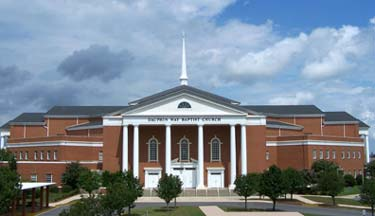 Preaching At Dauphin Way Baptist Church - Mobile, AL