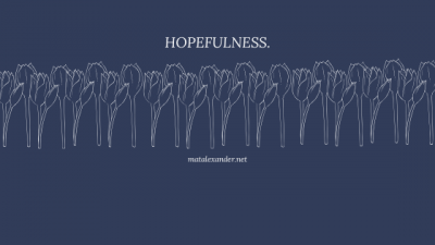 Hopefulness: Strengthened Families